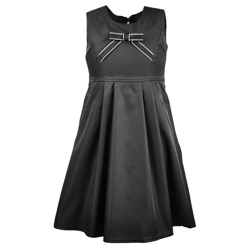 Sukienka Oriena - czarna