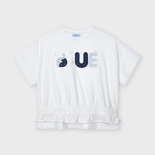 Koszulka dziewczęca 3010 Mayoral