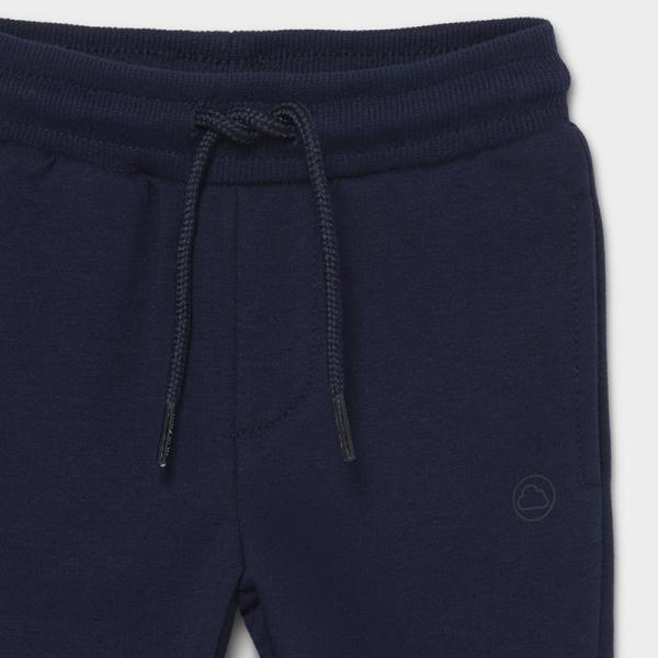 Granatowe spodnie dresowe chłopięce 711 Mayoral