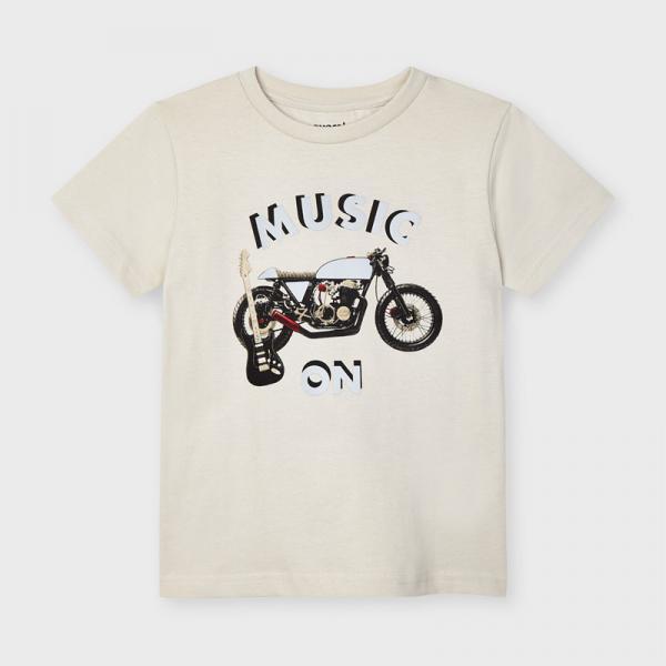 Koszulka z motocyklem PLAY WITH 3049 Mayoral