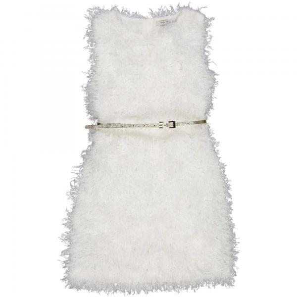 Sukienka kremowa  25587 Trybeyond