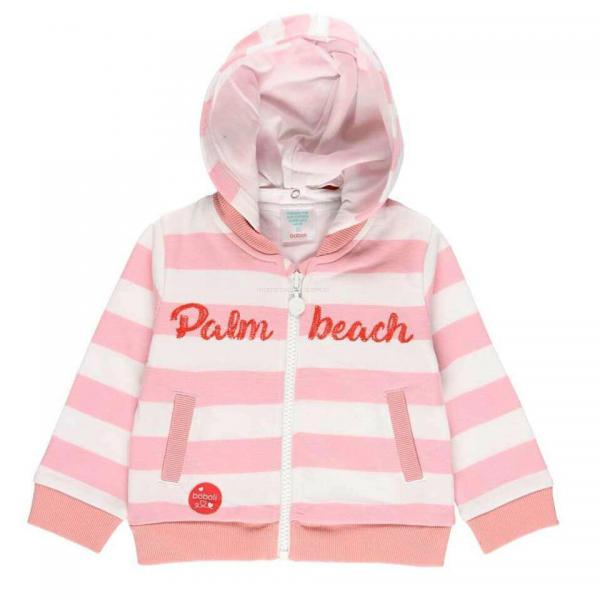 Bluza w paski dla dziewczynki 212151 Boboli