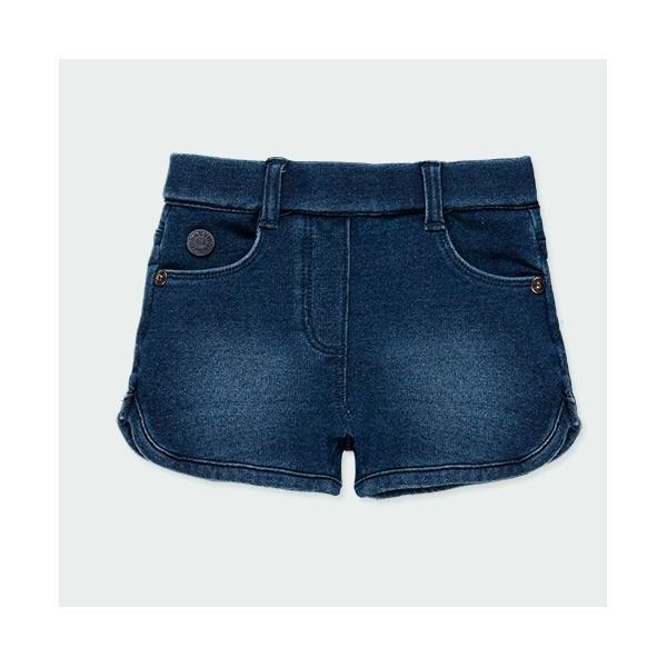 Spodenki szorty jeansowe 290045 Boboli