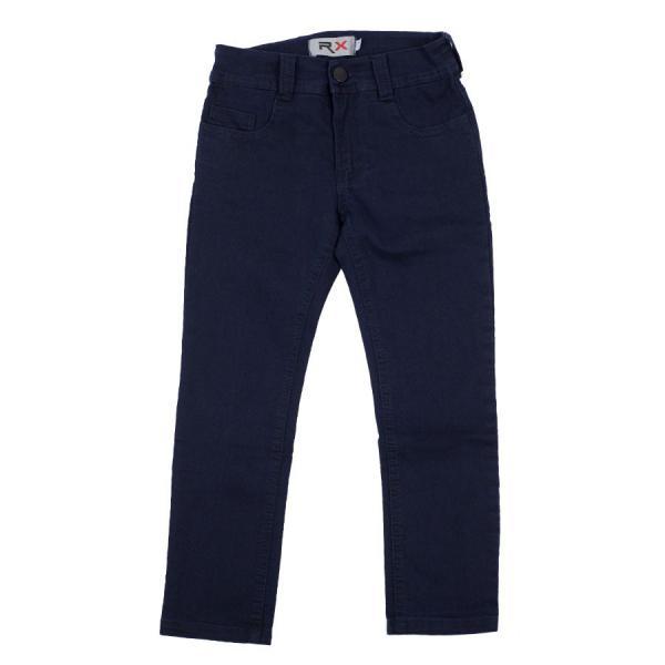 Spodnie rurki chłopięce granatowe  051-23 Ratex