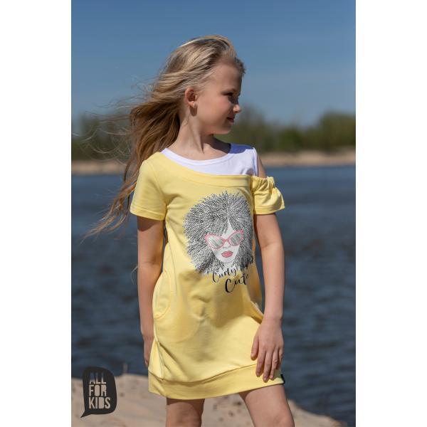 Bawełniana tunika/sukienka ENDI