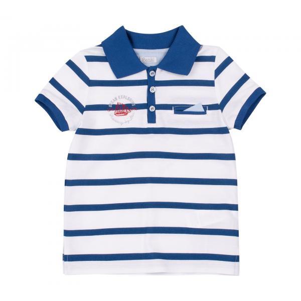 Koszulka polo dla chłopca 730 Bembi