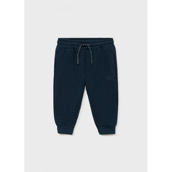 Granatowe spodnie dresowe chłopięce 704 Mayoral