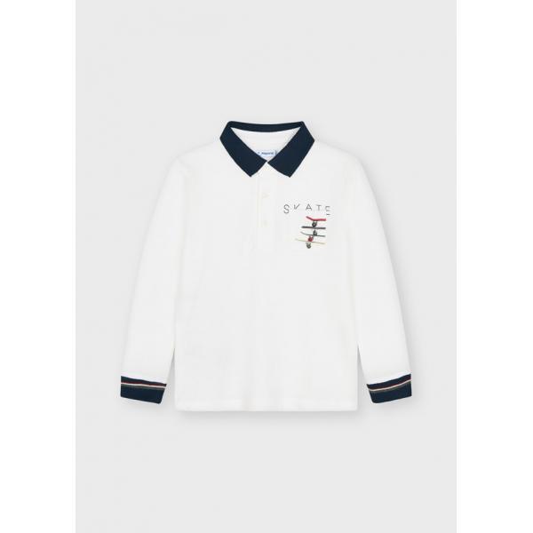 Koszulka chłopięca polo SKATE 4155 Mayoral