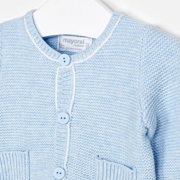 Elegancki sweterek chłopięcy 2300 Mayoral