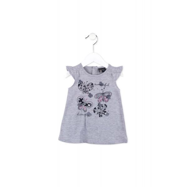 Sukienka niemowlęca LOSAN  718-7003AD