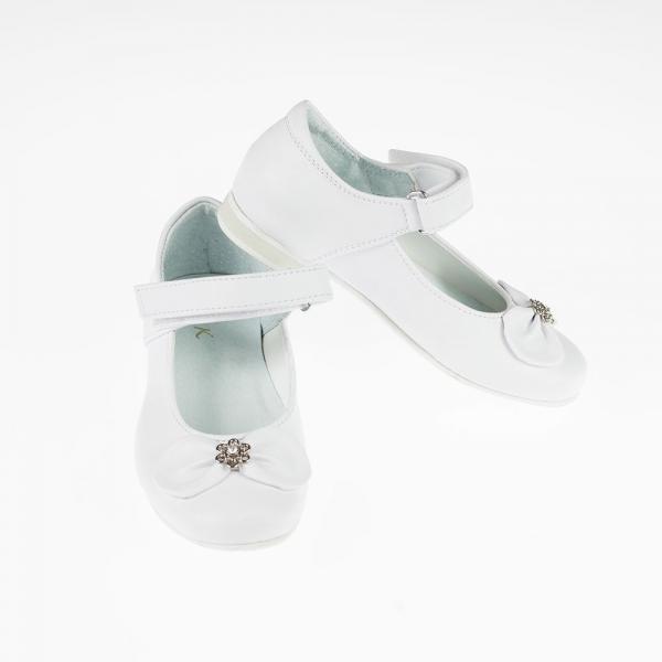 Białe baleriny  KMK 255