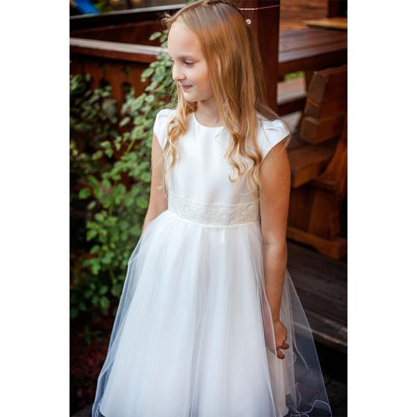 Balowa sukienka z tiulami Delfina