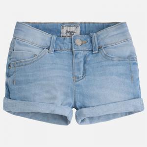 Jeansowe szorty dla dziewczynki 236