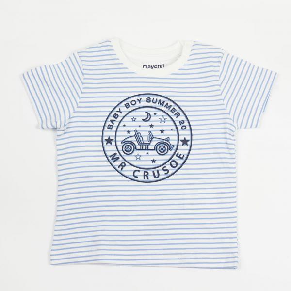 T shirt chłopięcy 1047 Mayoral