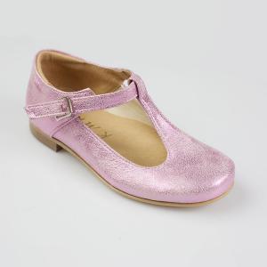 Różowe pantofelki  KMK 192