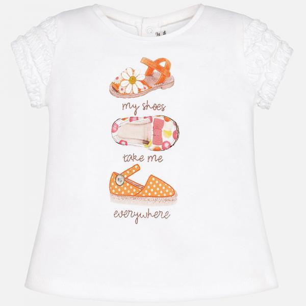 Koszulka dla dziewczynki Mayoral 1047
