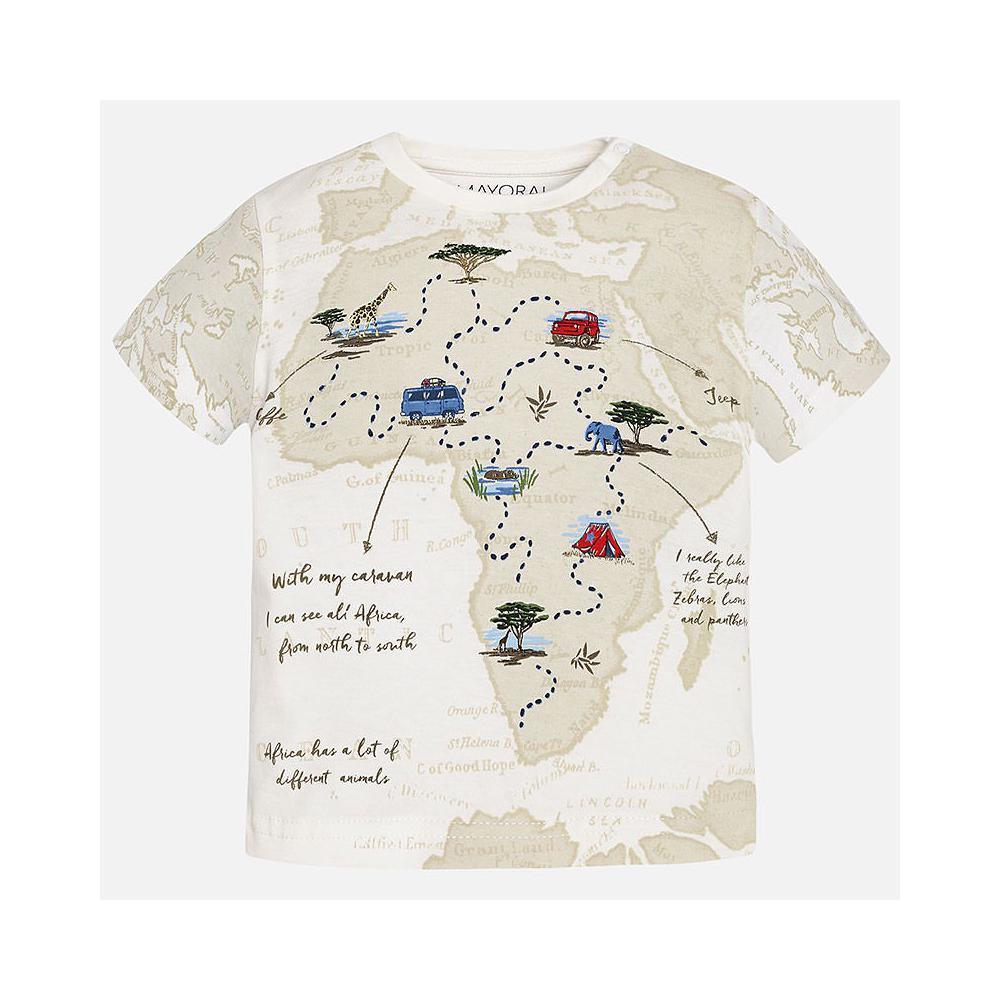Koszulka chłopięca 1031 Mayoral
