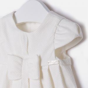 Sukienka kremowa Mayoral 1845