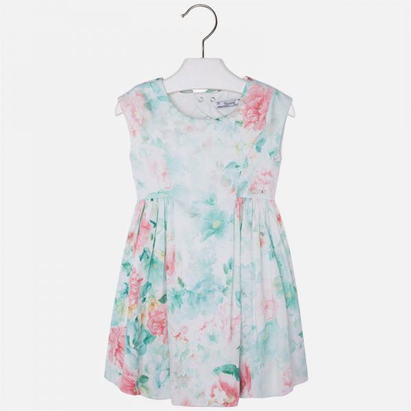 Sukienka w kwiaty Mayoral 3943