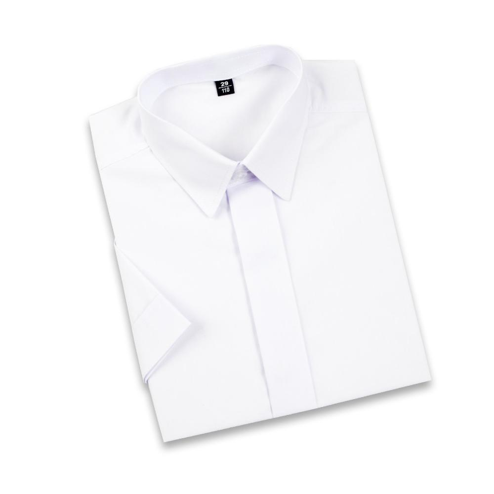 Biała koszula chłopięca