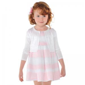 Sukienka w pasy 3921 Mayoral