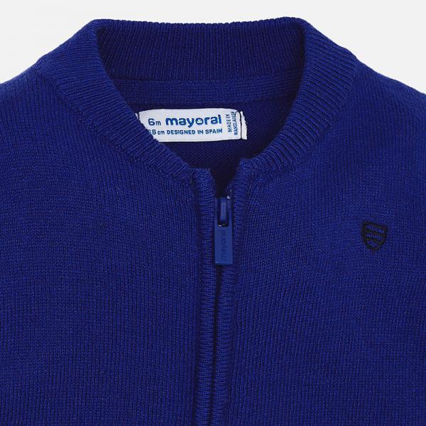 Elegancki sweter na zamek 361 Mayoral