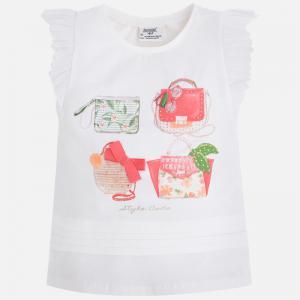 Koszulka dziewczęca 3057 Mayoral