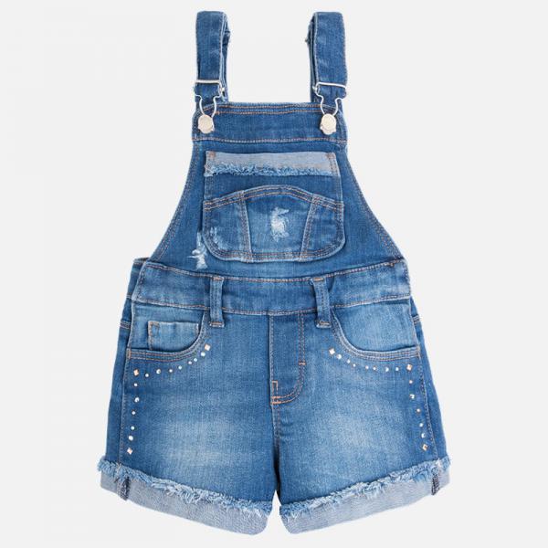 Spodnie dziewczęce ogrodniczki 3625 Mayoral