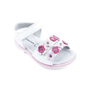 Sandałki dla dziewczynki 515-1