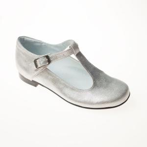 Srebrne pantofelki KMK 192