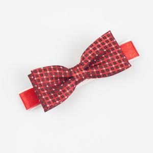 Mucha Chłopięca Mini czerwona