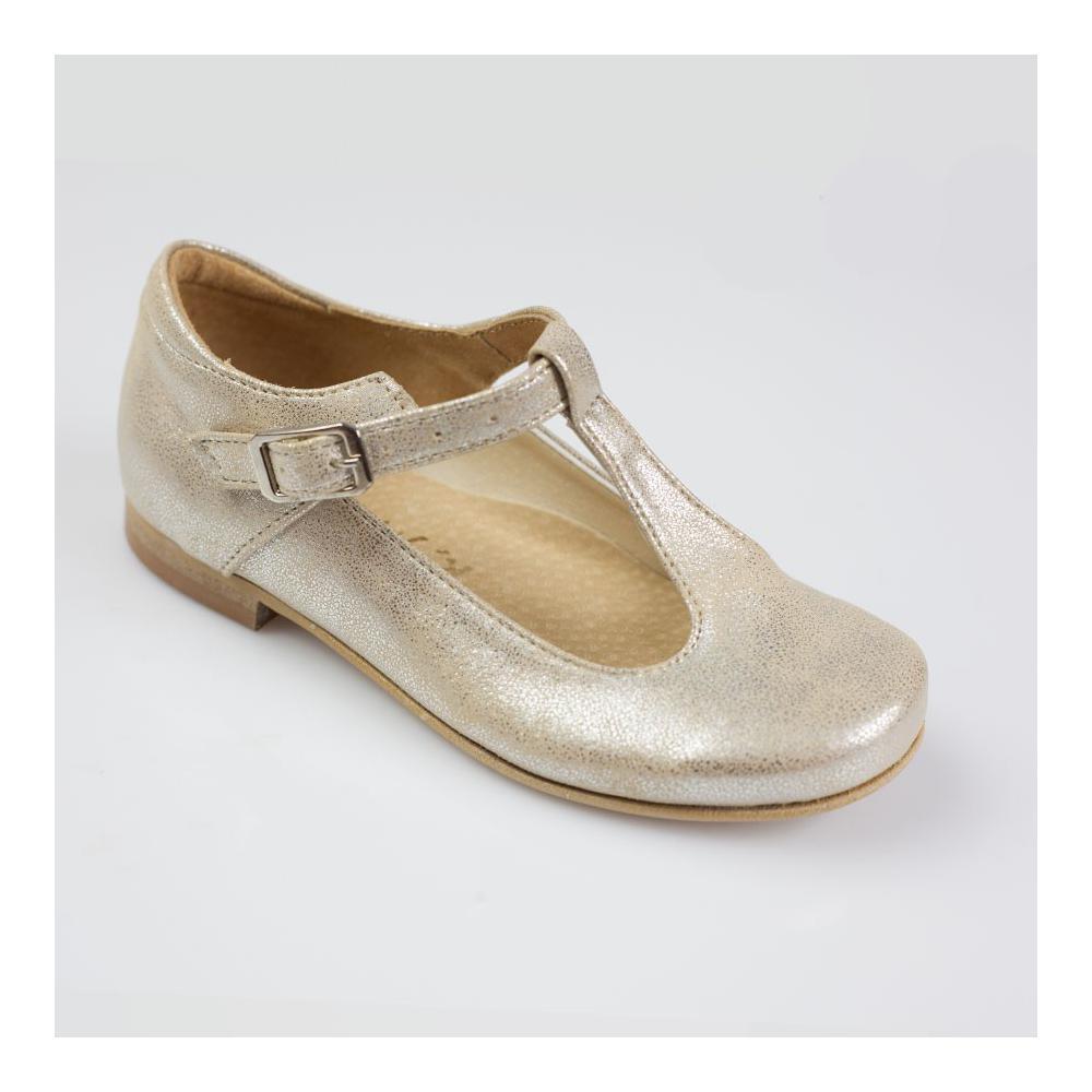 Złote pantofelki KMK 192