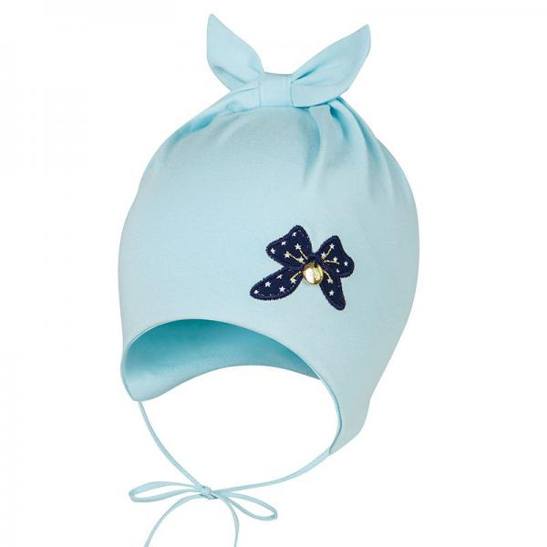 Czapka Sarita niebieska Broel