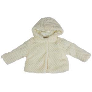 Kurtka futerko dla niemowlaka losan 72w-2001ad