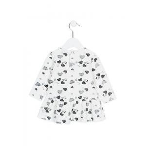 Sportowa sukienka niemowlęca Losan 728-7006ad