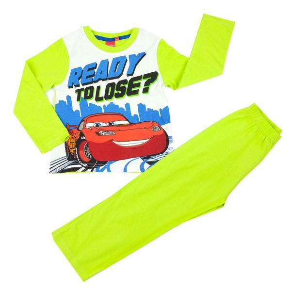 Piżama chłopięca Disney Cars Zig-Zag McQueen