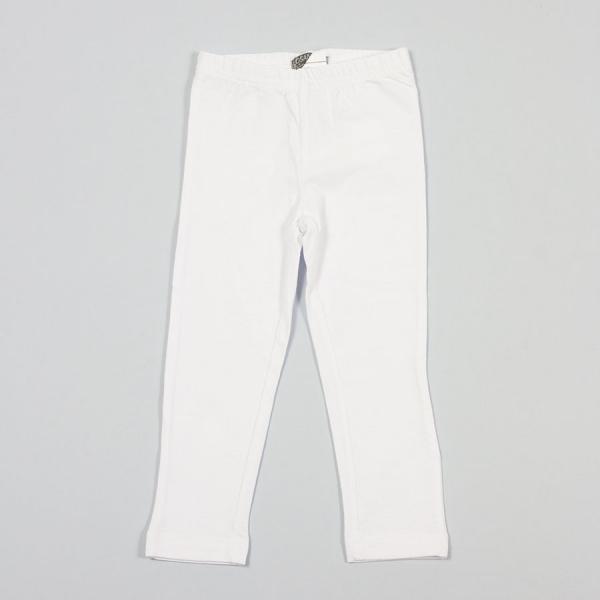 Białe getry dziewczęce x16-6009AD