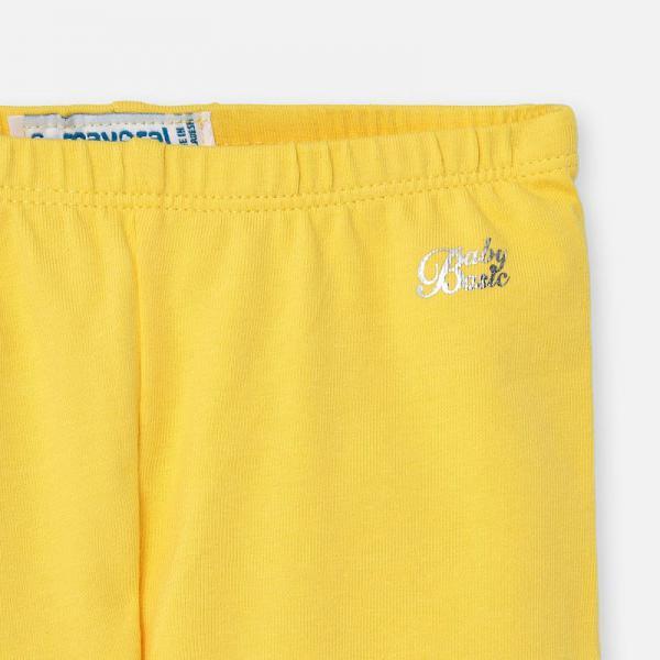 Krótkie Legginsy żółte 706 Mayoral