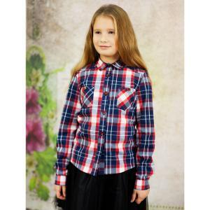 Dziewczęca koszula w kratkę Al-Da jenny