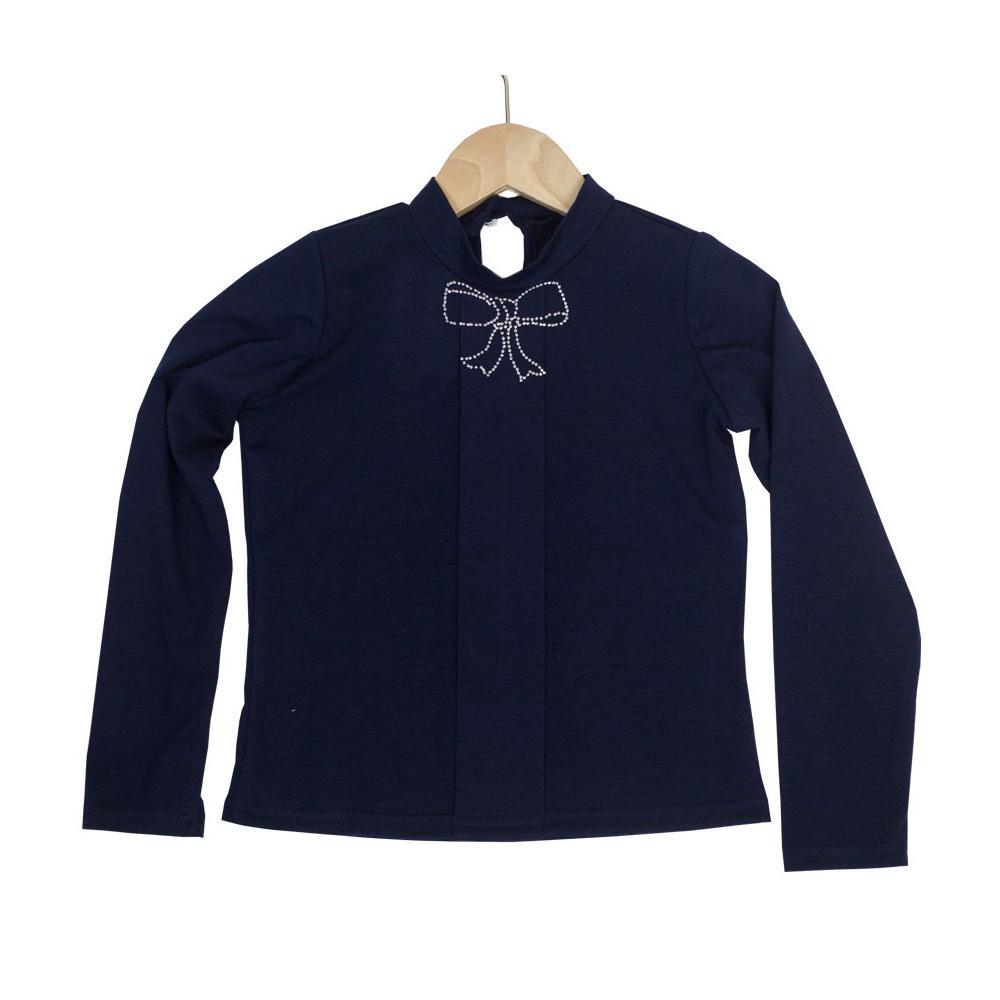 Bluzka Loren - granatowa