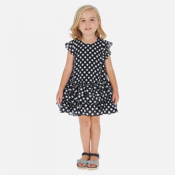 Sukienka w groszki 3913 Mayoral