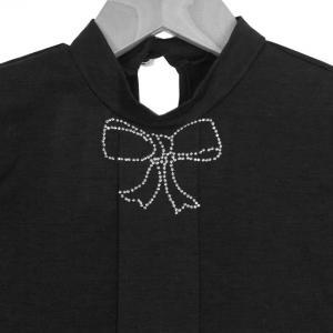 Bluzka Loren - czarna