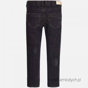 Spodnie dziewczęce jeansowe 7450