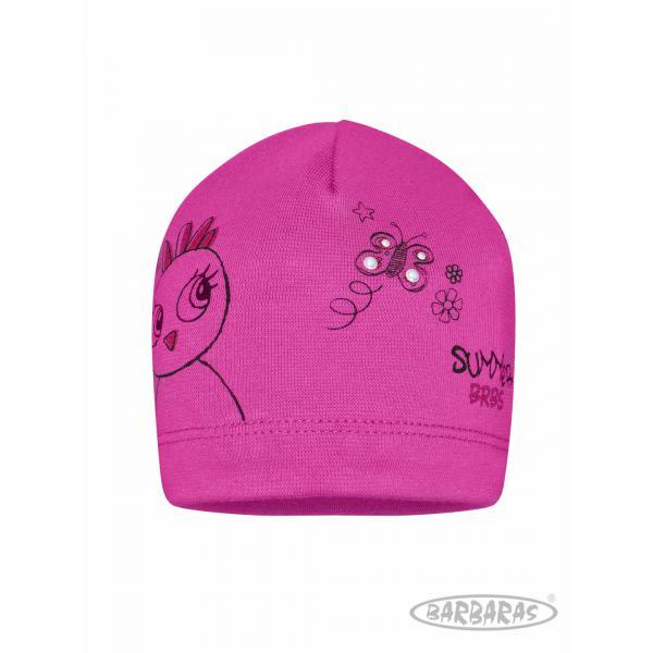 Niemowlęca czapka smerfetka TA05 Barbaras