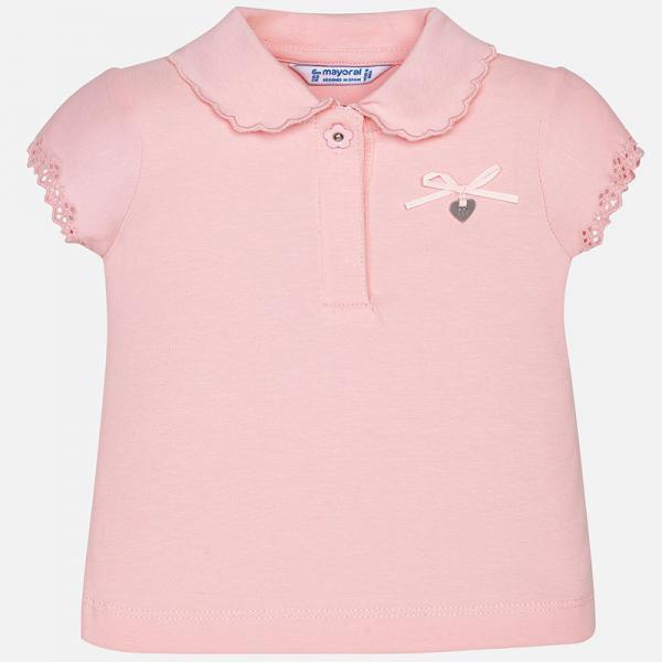 Koszulka polo dla dziewczynki 1120 Mayoral