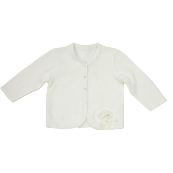 Eleganckie bolerko sweterek kremowy Barbaras 71