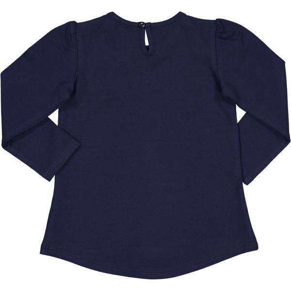 Koszulka dla dziewczynki z długim rękawem 84091 Birba