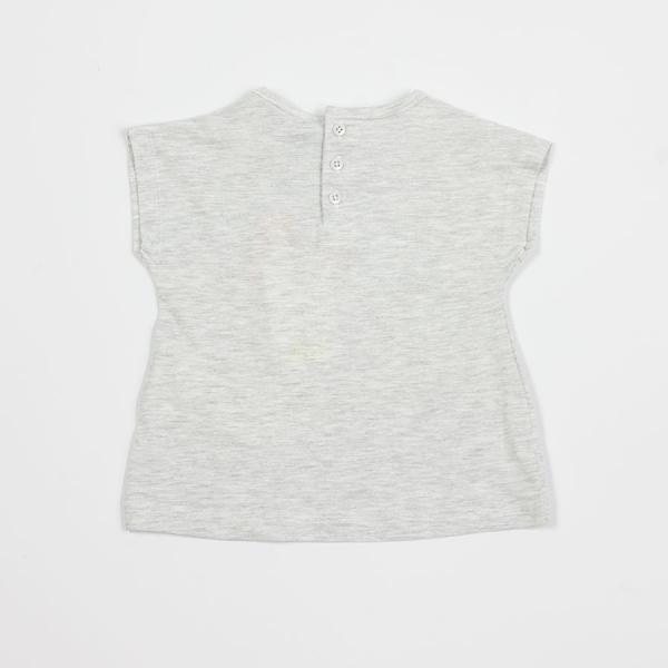 Koszulka dziewczęca z słoniem 818-1201ad
