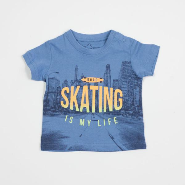 Koszulka chłopięca Skating 817-1204AC
