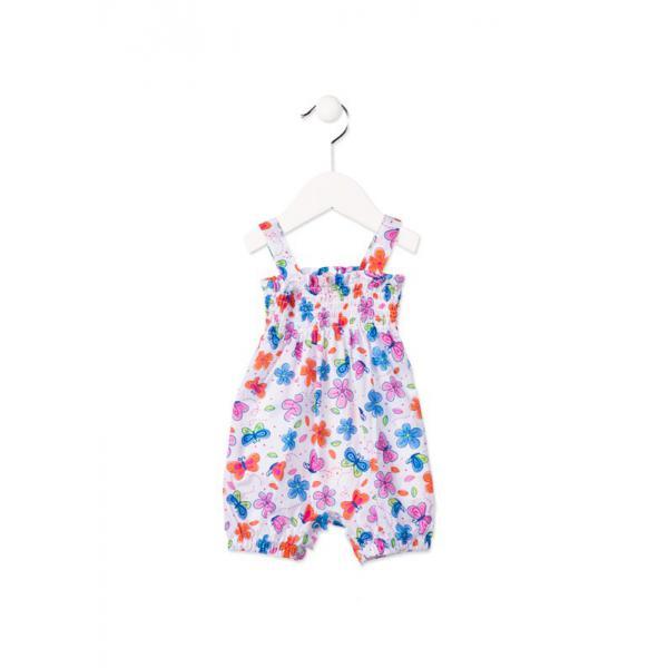 Kombinezon niemowlęcy dla dziewczynki Losan 81w-7013AD